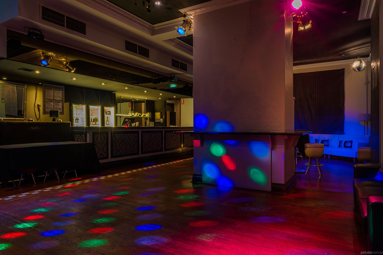 Palace Hotel, Camberwell, VIC. Function Room hire photo #1