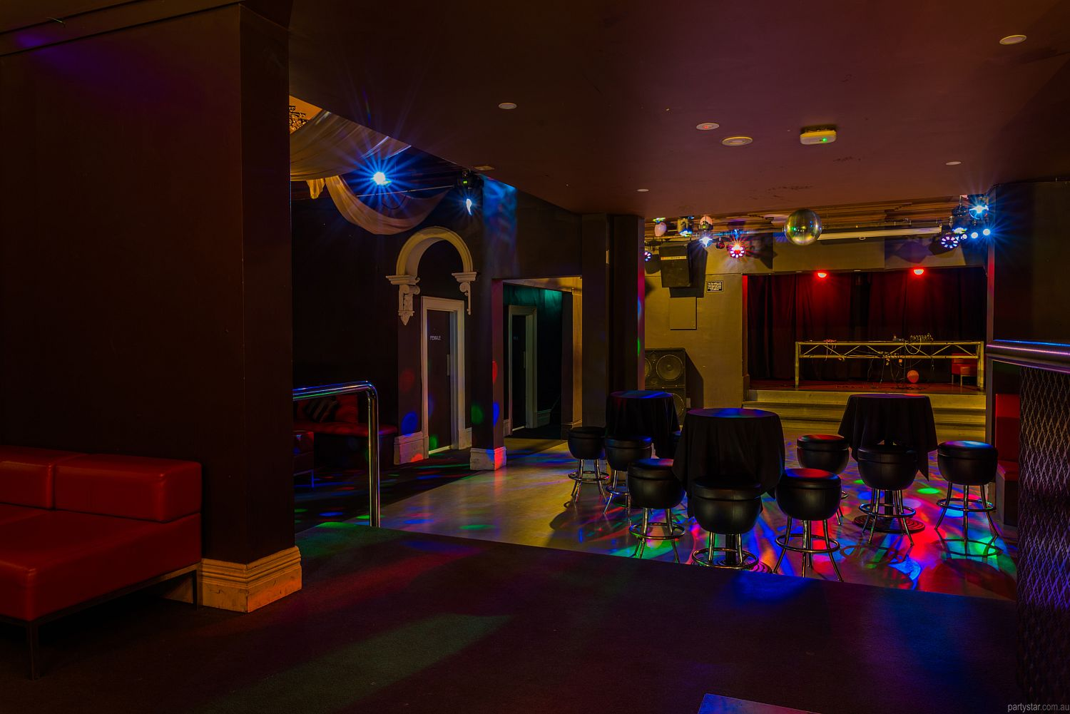 Palace Hotel, Camberwell, VIC. Function Room hire photo #5