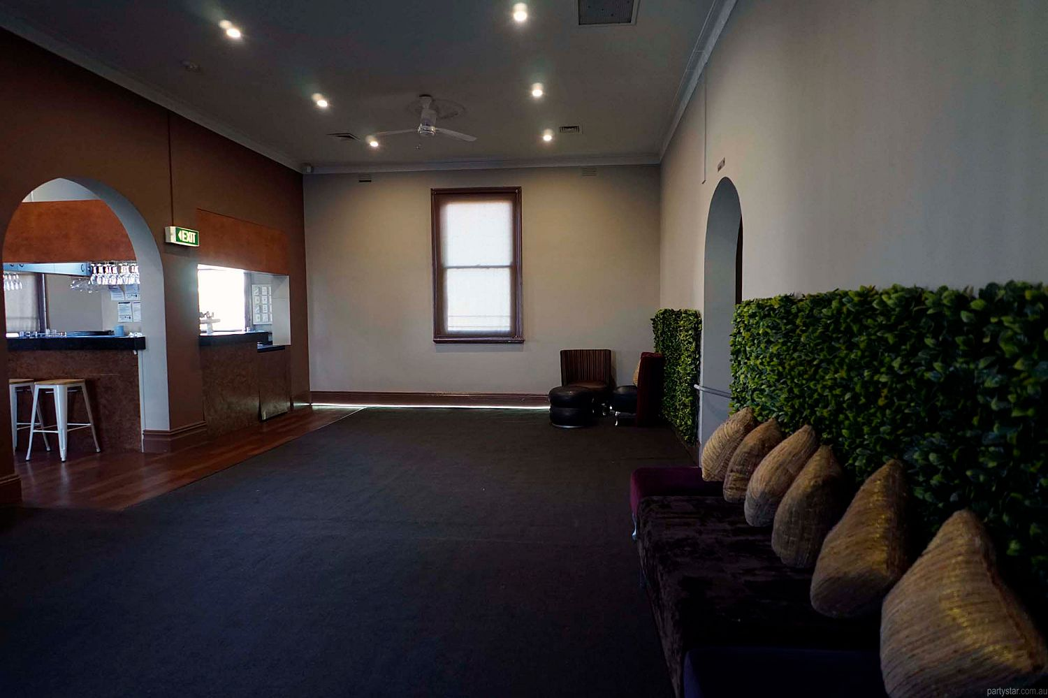 Parkview Hotel, Fitzroy North, VIC. Function Room hire photo #1