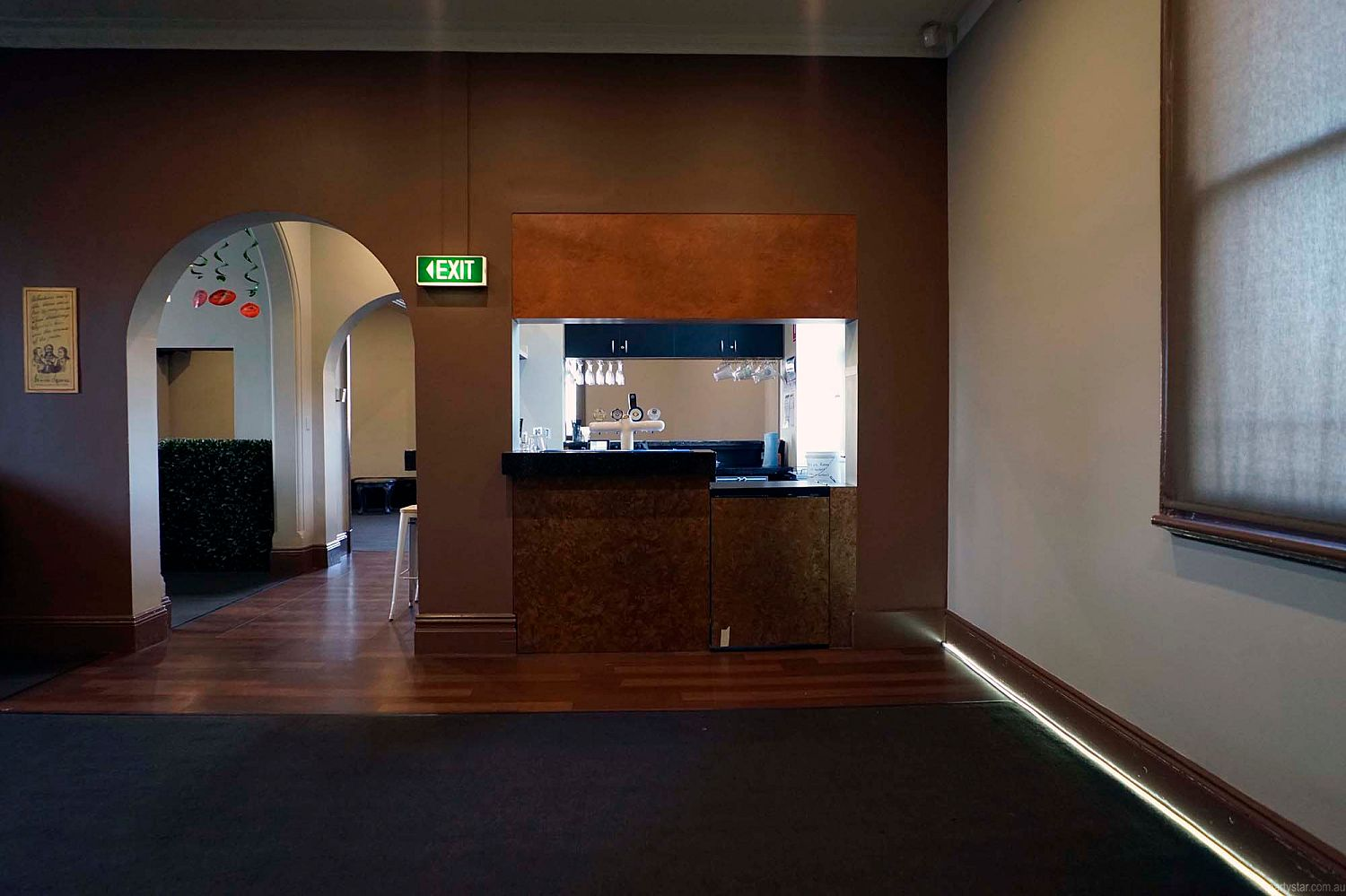 Parkview Hotel, Fitzroy North, VIC. Function Room hire photo #2