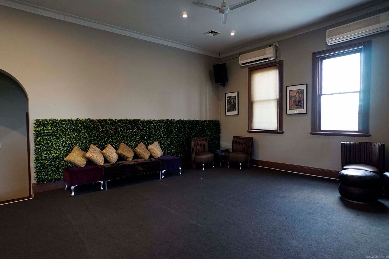 Parkview Hotel, Fitzroy North, VIC. Function Room hire photo #4