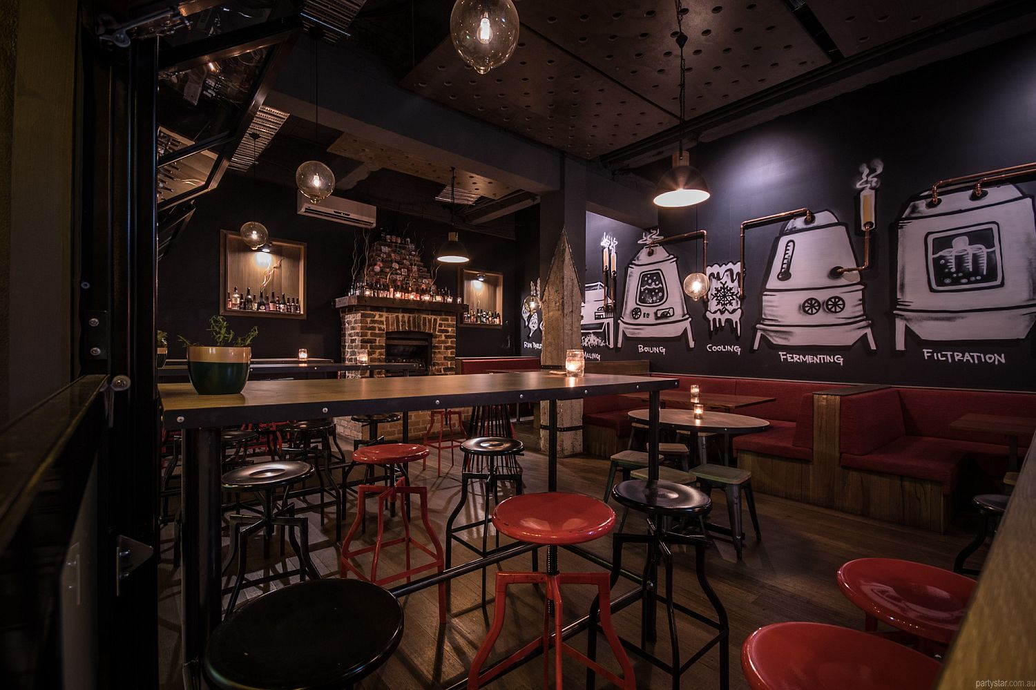 The Windsor Alehouse, Windsor, VIC. Function Room hire photo #1