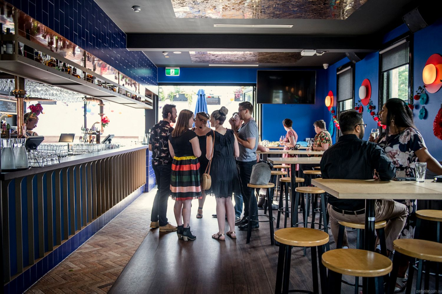 Prince Alfred, Carlton, VIC. Function Room hire photo #2