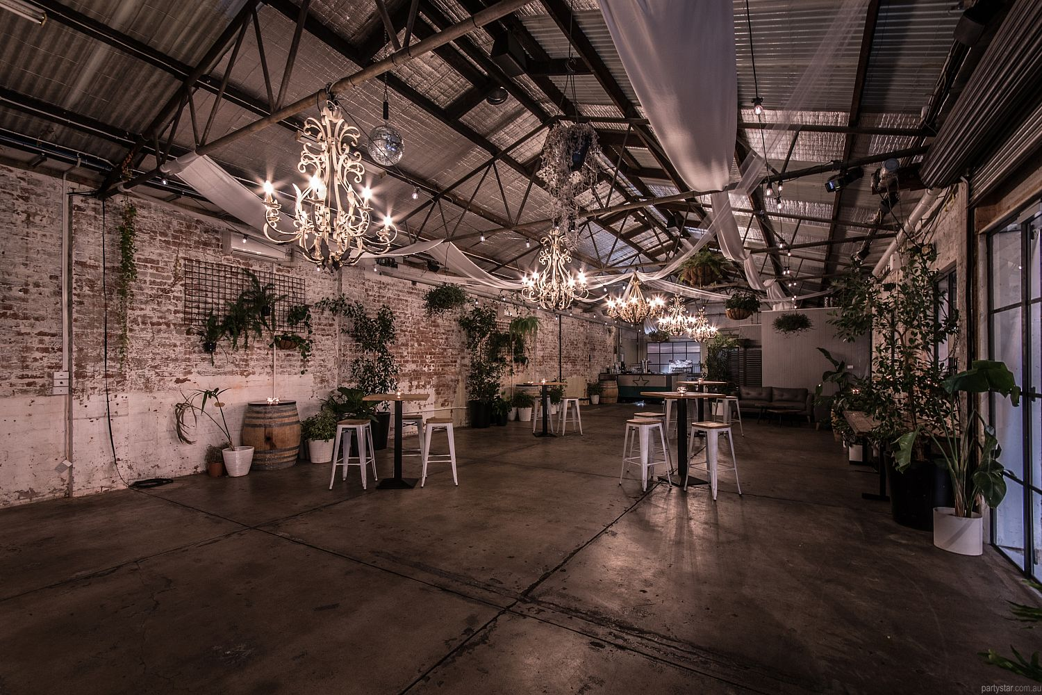 Bells Hotel, South Melbourne, VIC. Function Room hire photo #1