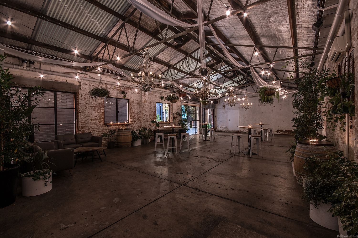 Bells Hotel, South Melbourne, VIC. Function Room hire photo #4