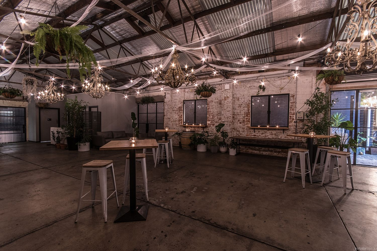 Bells Hotel, South Melbourne, VIC. Function Room hire photo #5