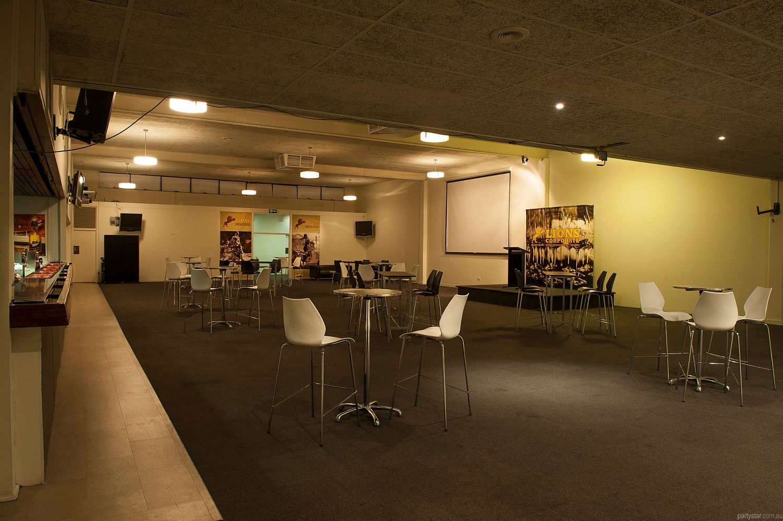Subi Sports Bar, Subiaco, WA. Function Room hire photo #5