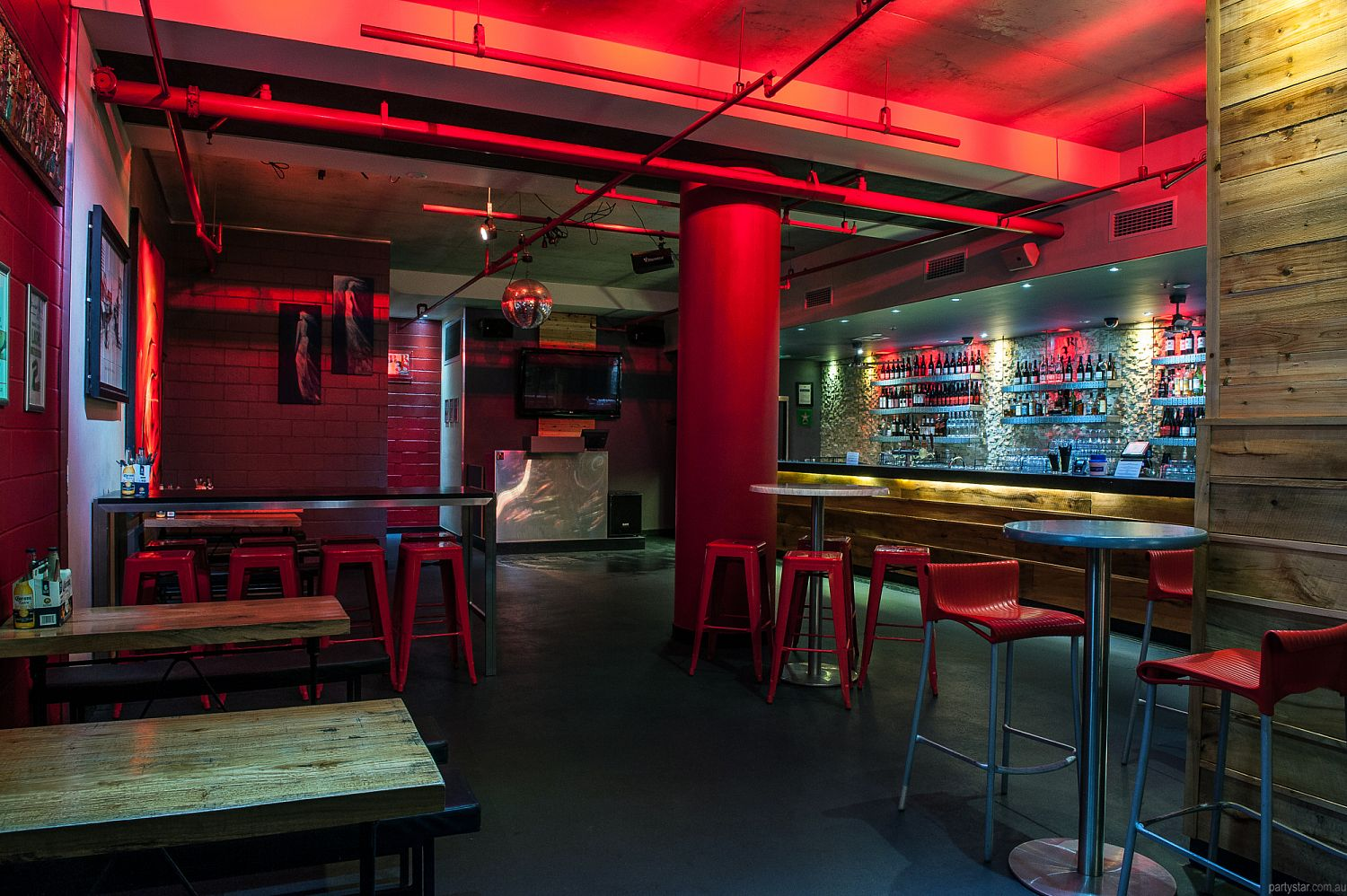 Bar 138 on Barrack, Perth, WA. Function Room hire photo #4