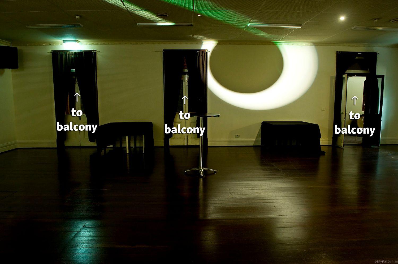 The Wembley Hotel, Wembley, WA. Function Room hire photo #3