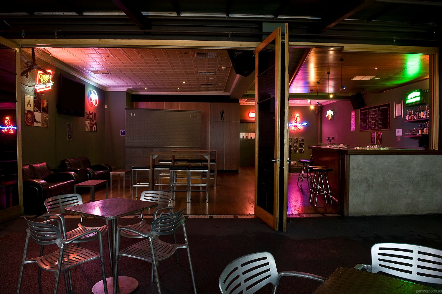 Universal Bar, Northbridge, WA. Function Room hire photo #1
