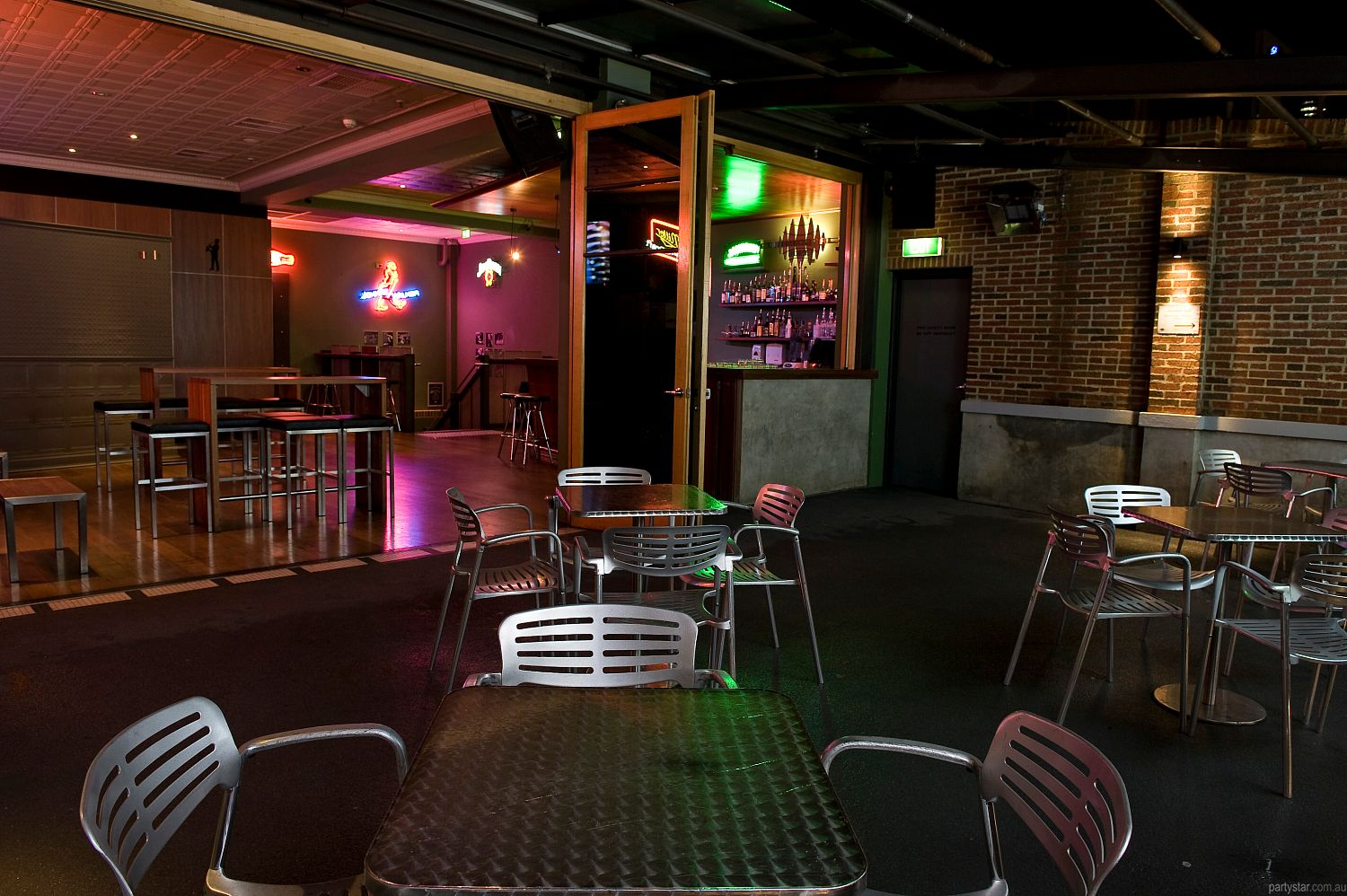 Universal Bar, Northbridge, WA. Function Room hire photo #2