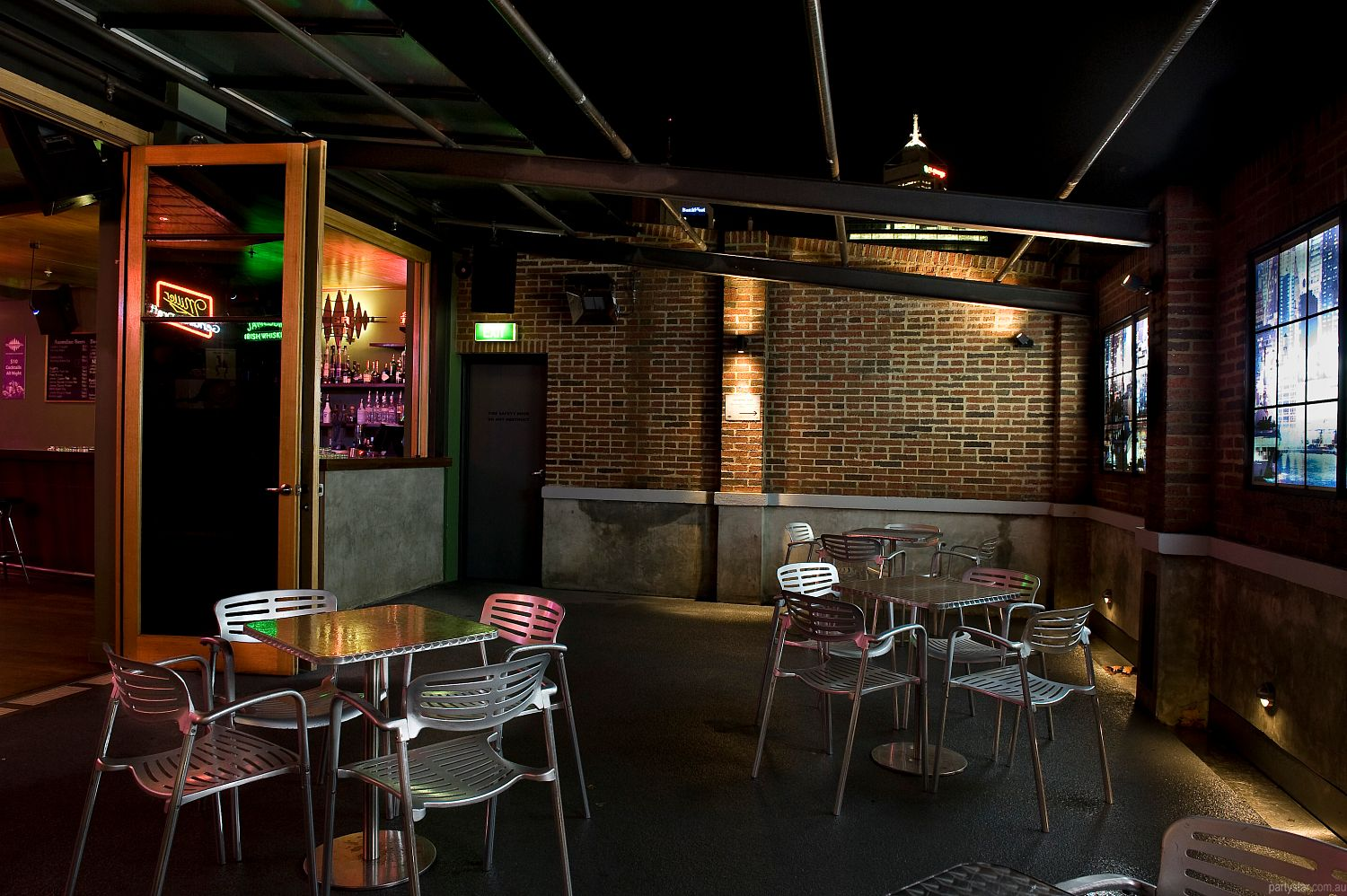 Universal Bar, Northbridge, WA. Function Room hire photo #3