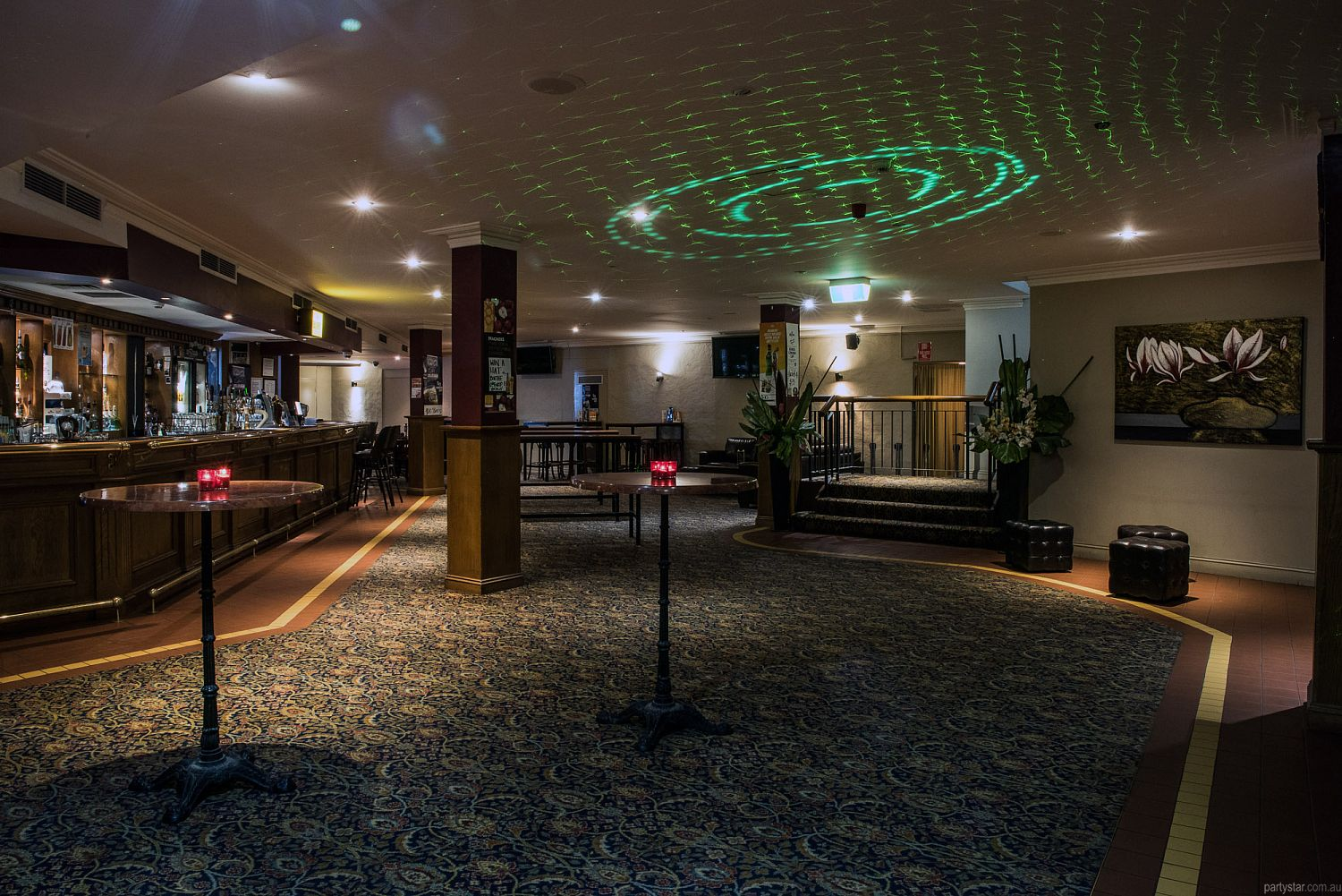 43 Below, Perth, WA. Function Room hire photo #1