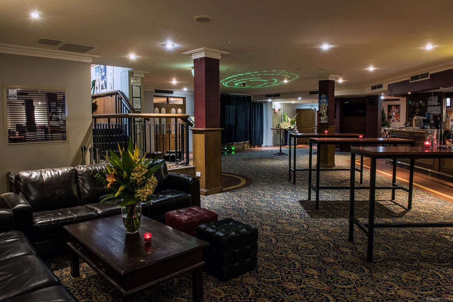 43 Below, Perth, WA. Function Room hire photo #3