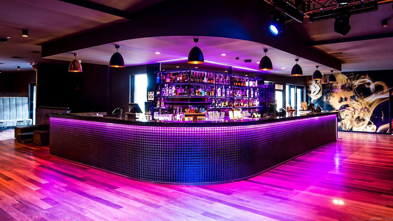 The Court, Perth, WA. Function Room hire photo #1