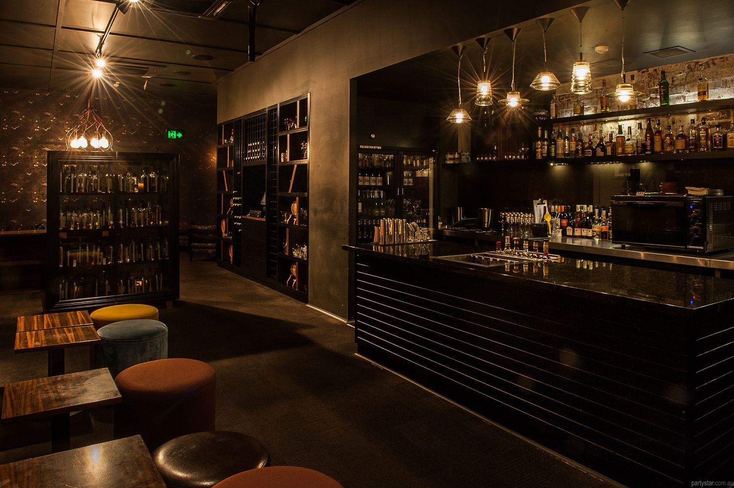 Helvetica, Perth, WA. Function Room hire photo #3