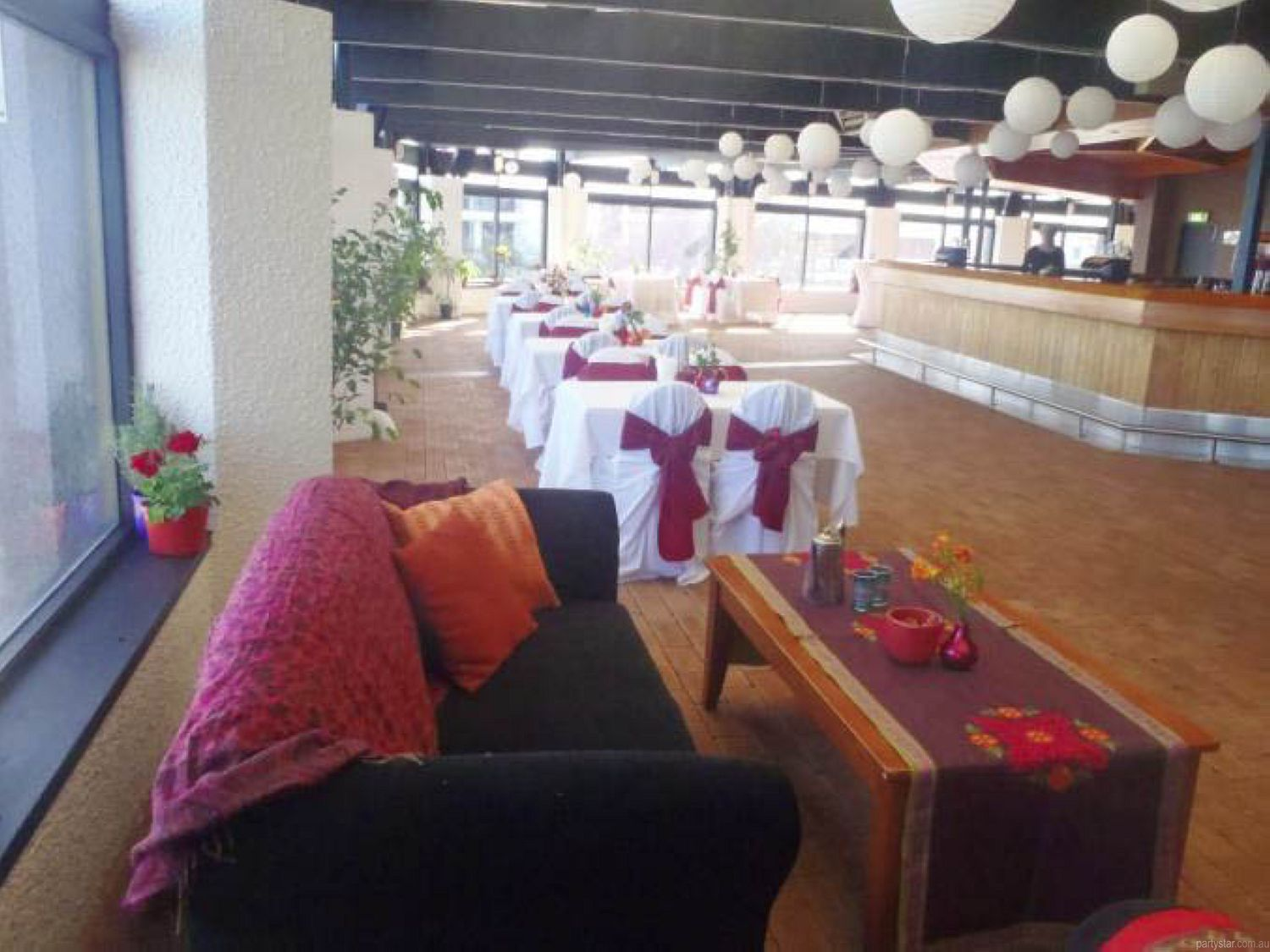 Ocean Beach Hotel, Cottesloe, WA. Function Room hire photo #3