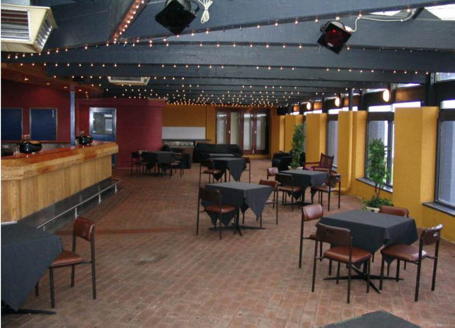 Ocean Beach Hotel, Cottesloe, WA. Function Room hire photo #4
