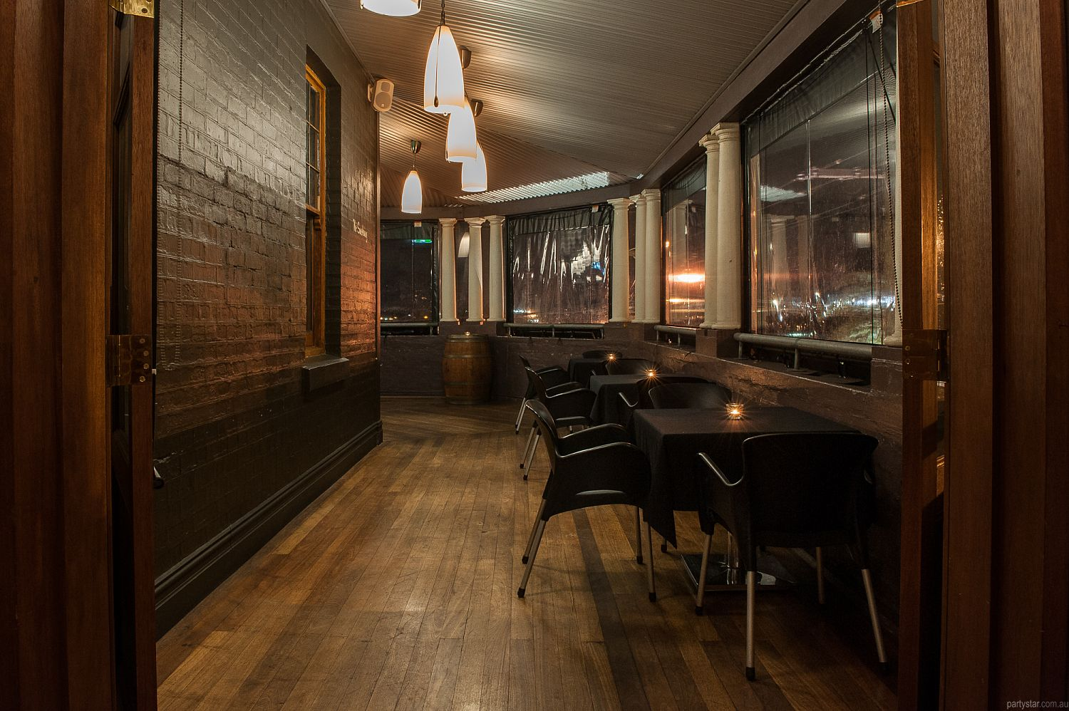 Oxford Hotel, Leederville, WA. Function Room hire photo #1