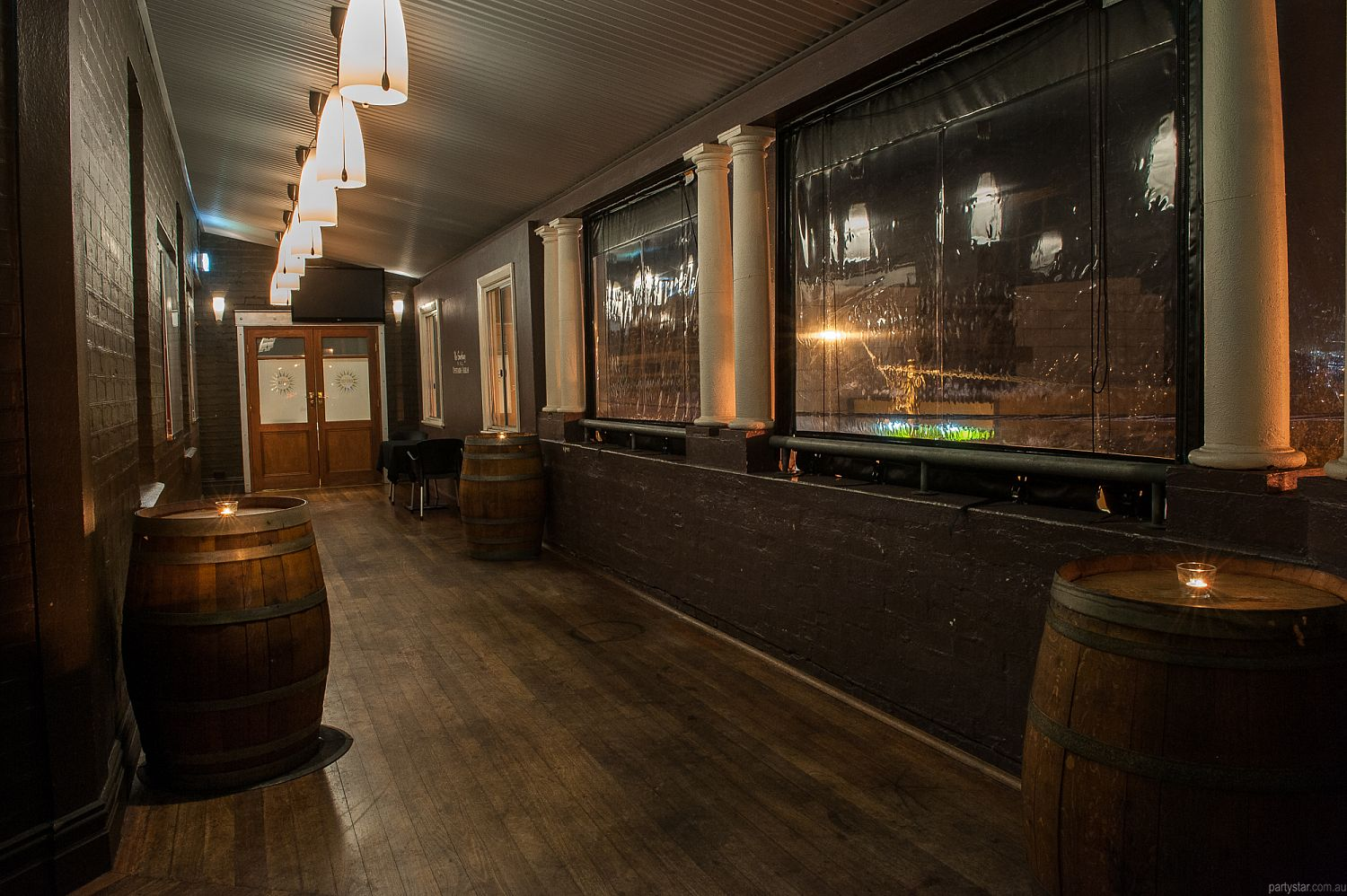 Oxford Hotel, Leederville, WA. Function Room hire photo #2