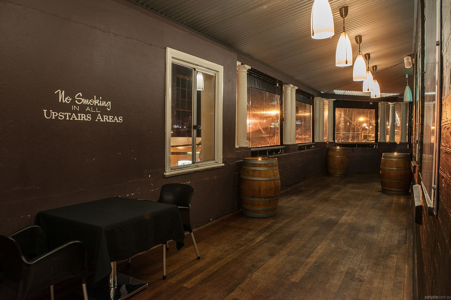 Oxford Hotel, Leederville, WA. Function Room hire photo #4
