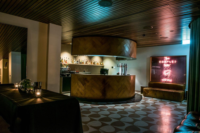 Raffles Hotel, Applecross, WA. Function Room hire photo #1