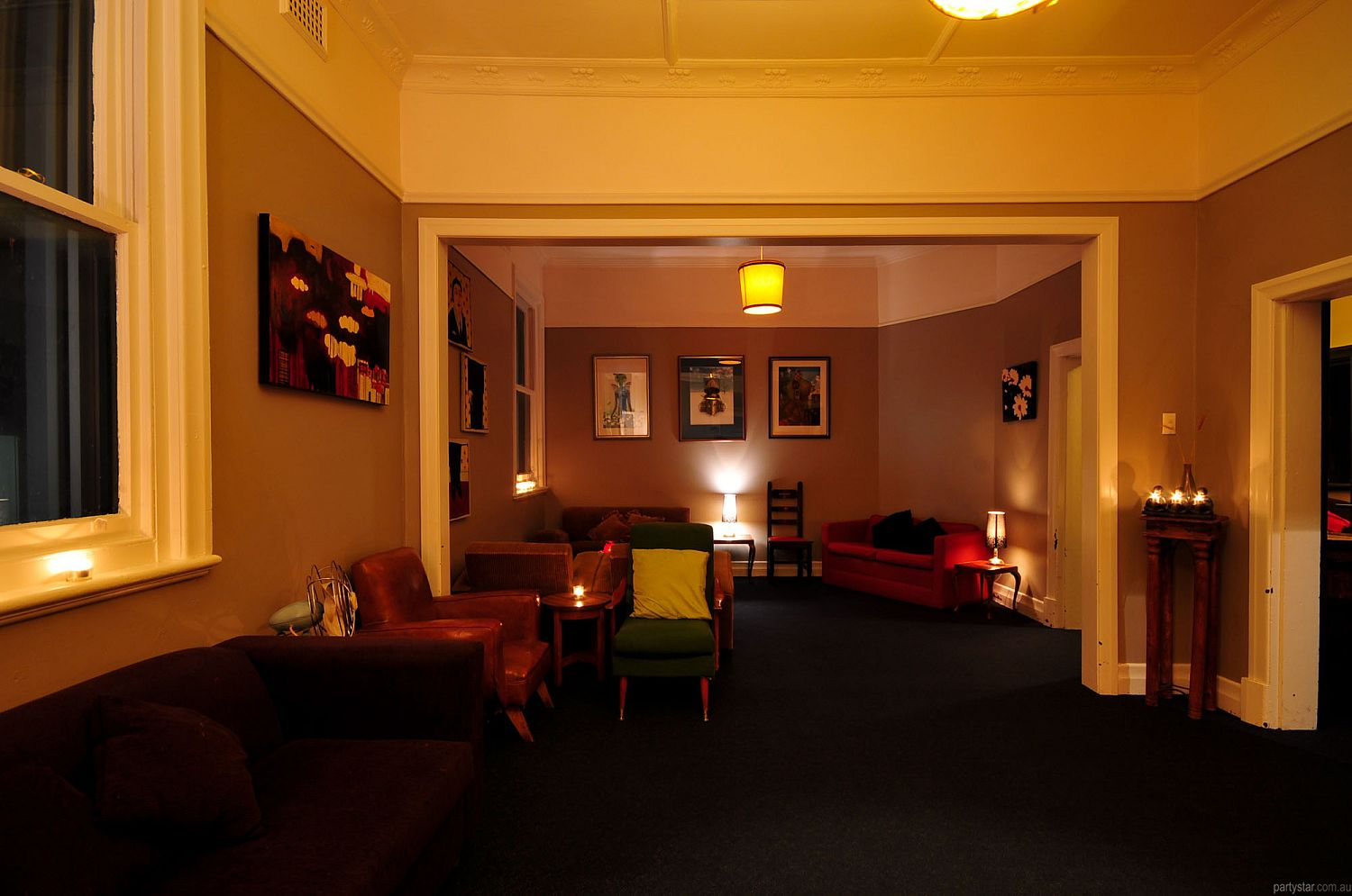 Rainbow Hotel, Fitzroy, VIC. Function Room hire photo #1