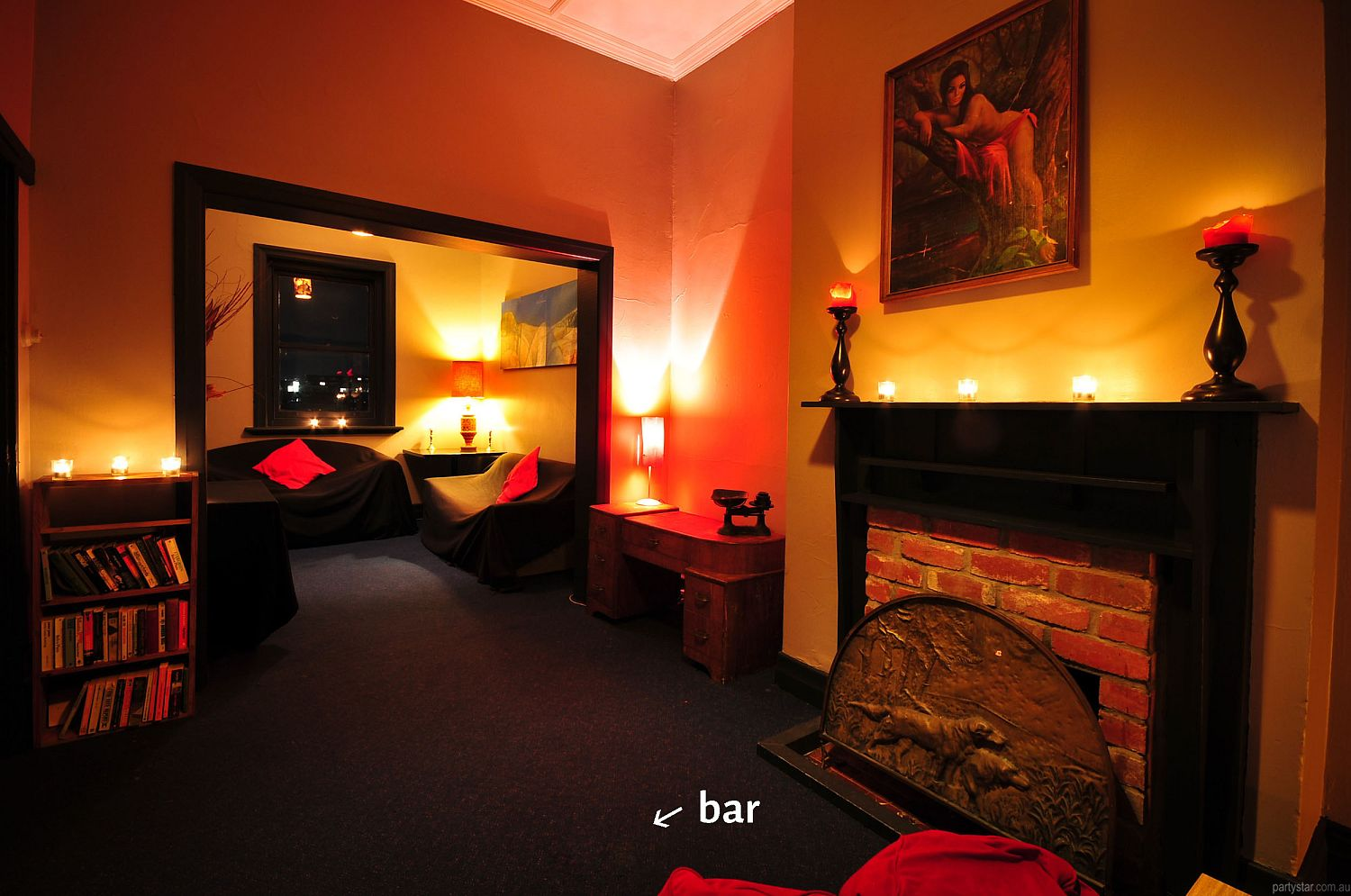 Rainbow Hotel, Fitzroy, VIC. Function Room hire photo #5