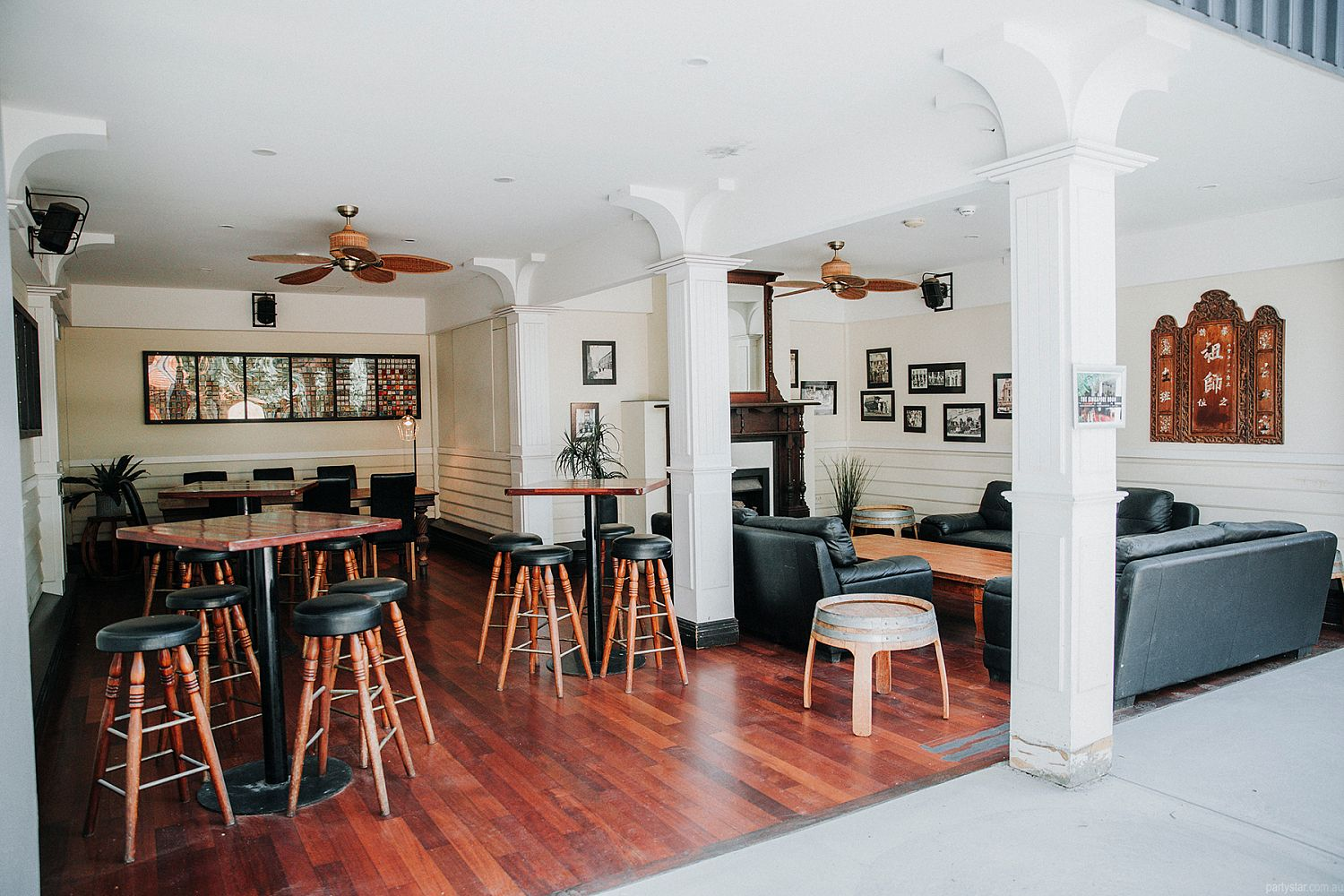 The Windsor Hotel, South Perth, WA. Function Room hire photo #3