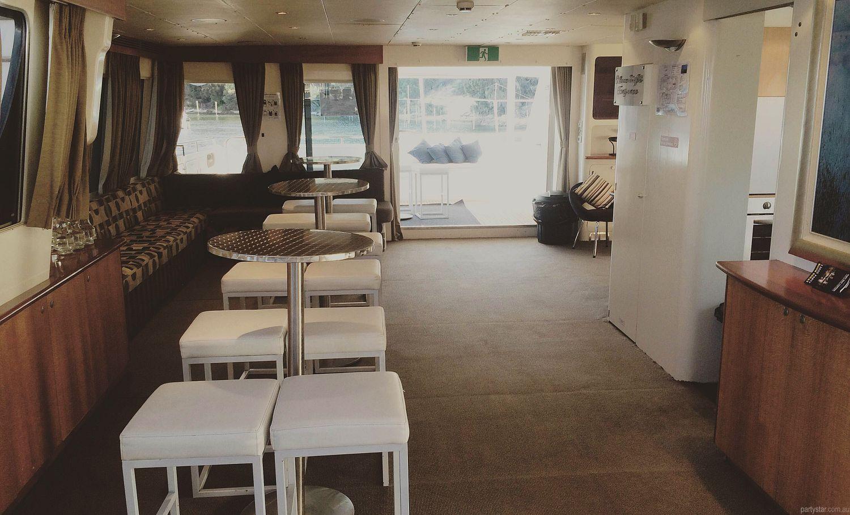 Moonlight Express, Perth, WA. Function Room hire photo #4