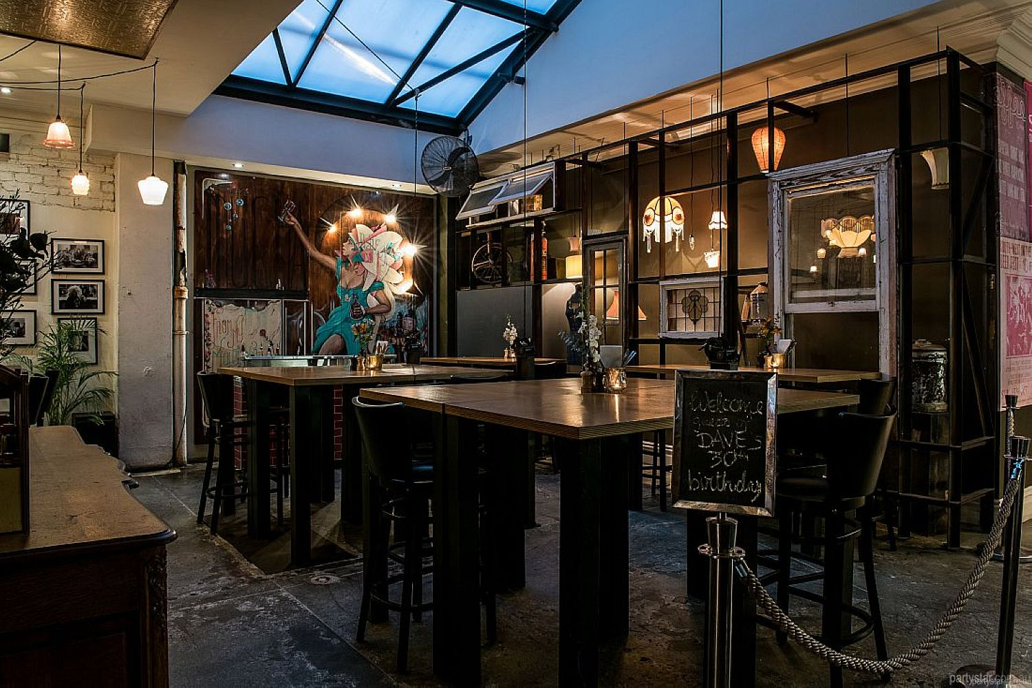 Five Bar, Mount Lawley, WA. Function Room hire photo #3