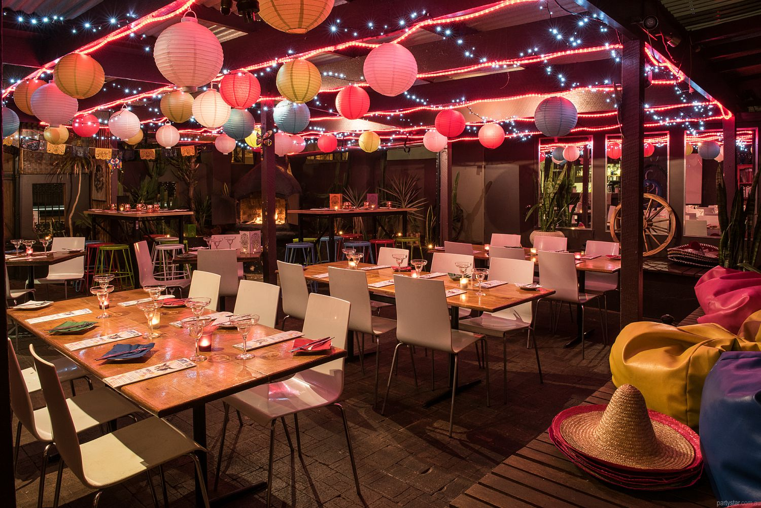 Santa Fe, Subiaco, WA. Function Room hire photo #3