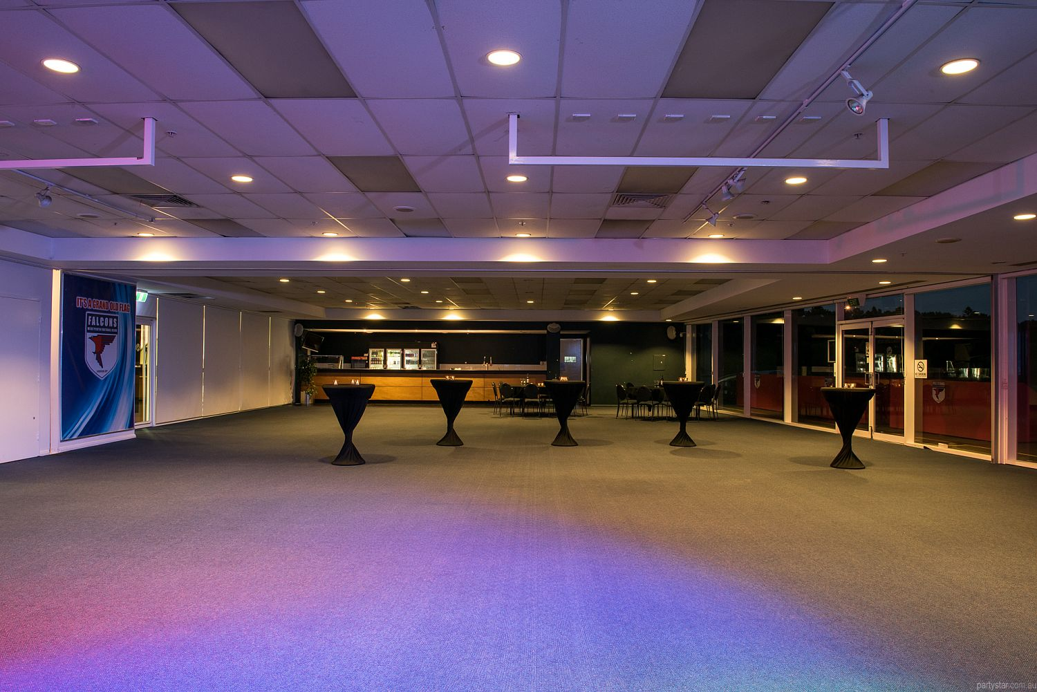 HBF Arena, Joondalup, WA. Function Room hire photo #1