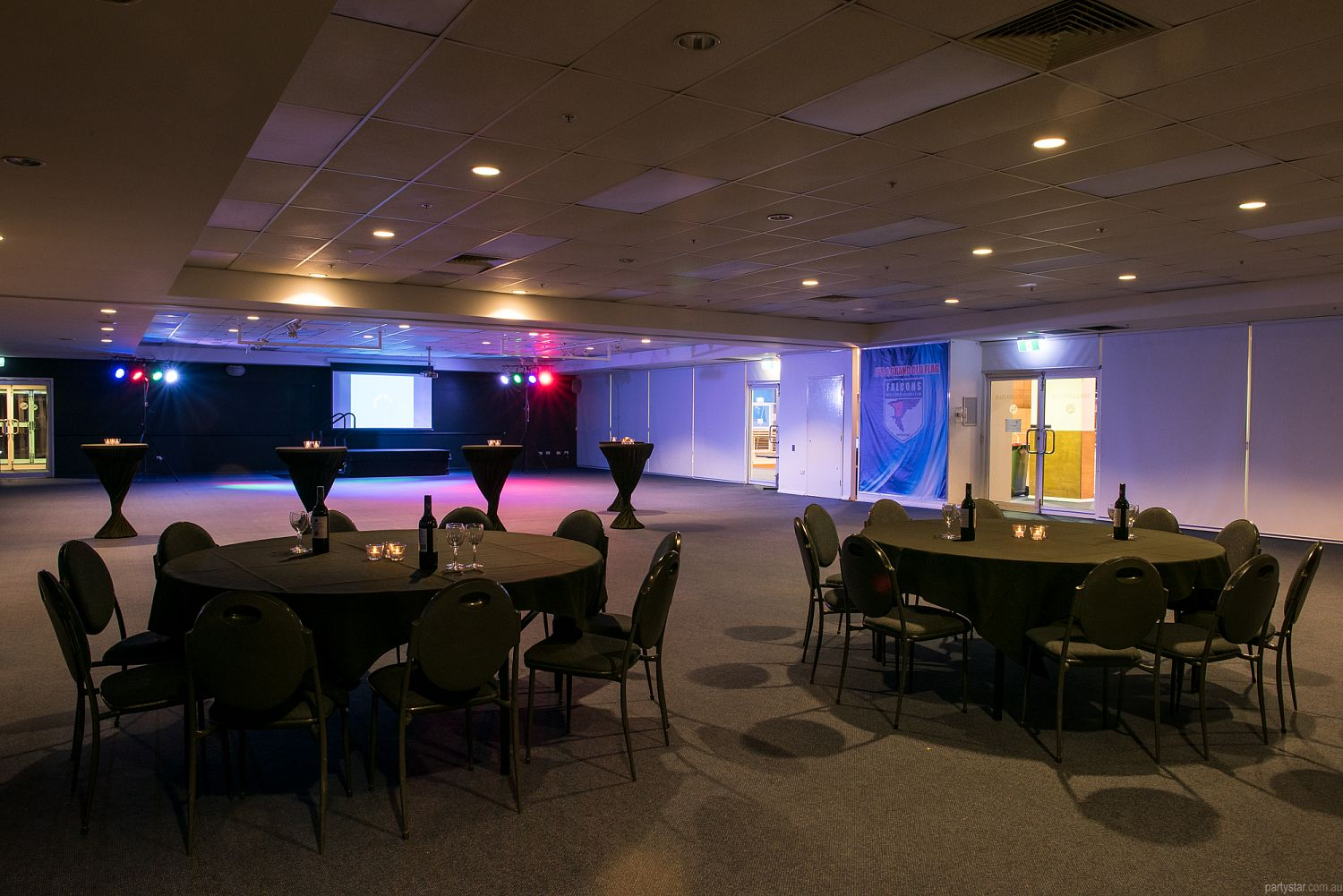HBF Arena, Joondalup, WA. Function Room hire photo #3