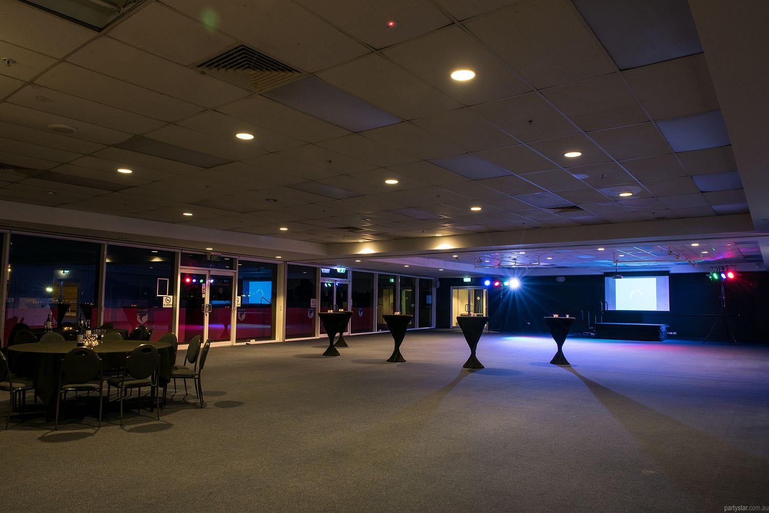 HBF Arena, Joondalup, WA. Function Room hire photo #4