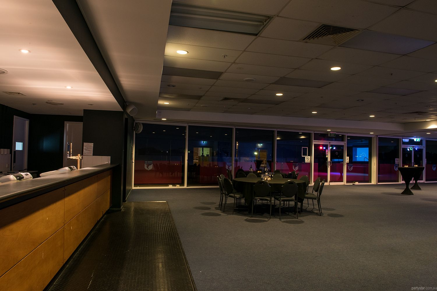 HBF Arena, Joondalup, WA. Function Room hire photo #5