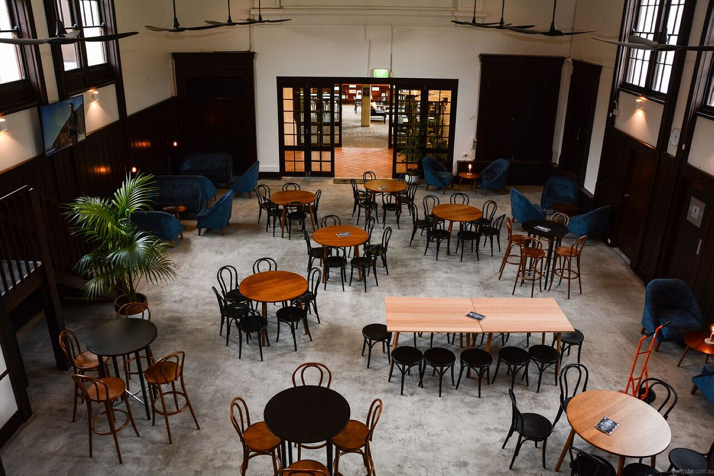 The Tavern, Crawley, WA. Function Room hire photo #1