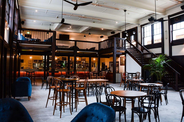 The Tavern, Crawley, WA. Function Room hire photo #2