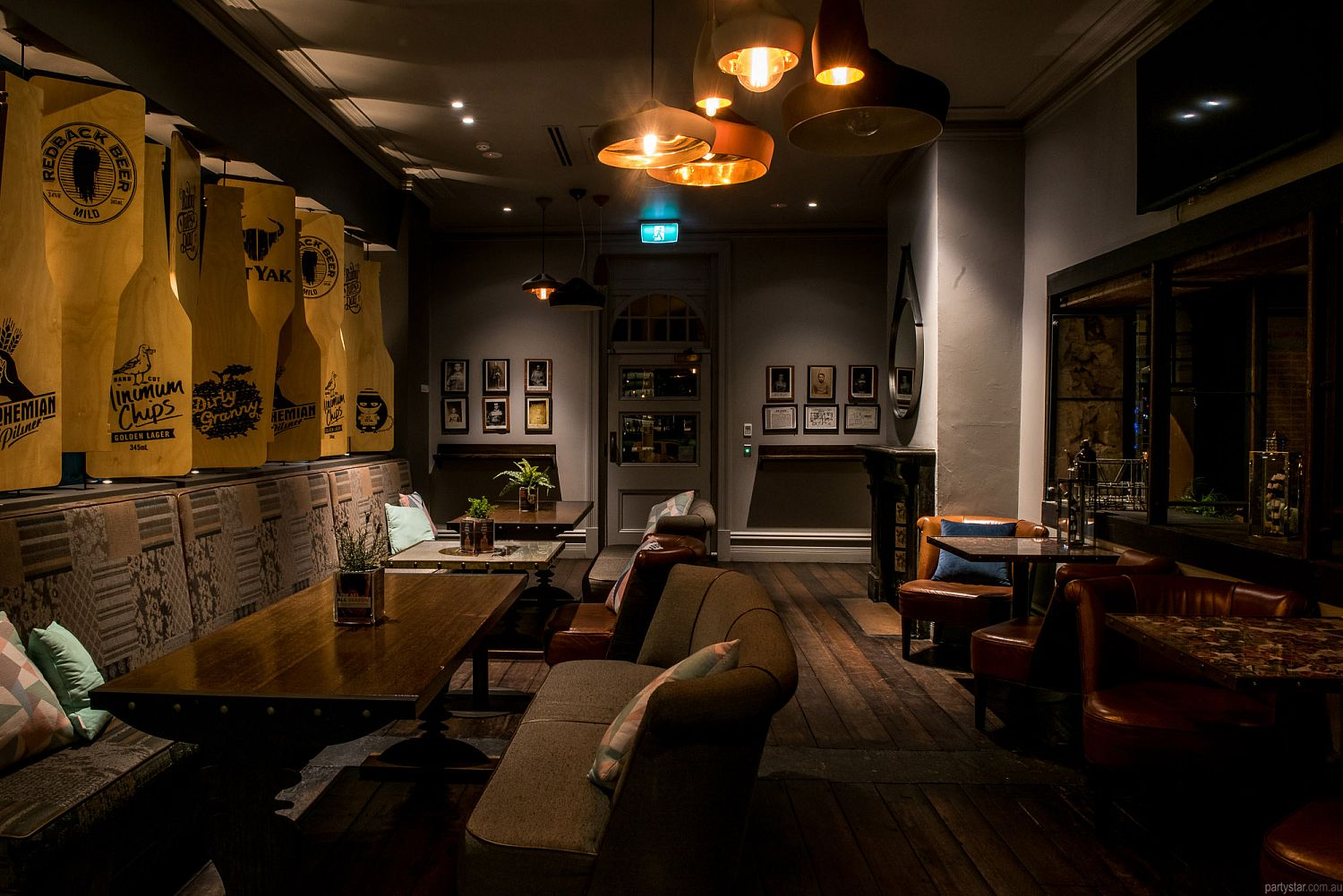 Ball and Chain, Fremantle, WA. Function Room hire photo #3