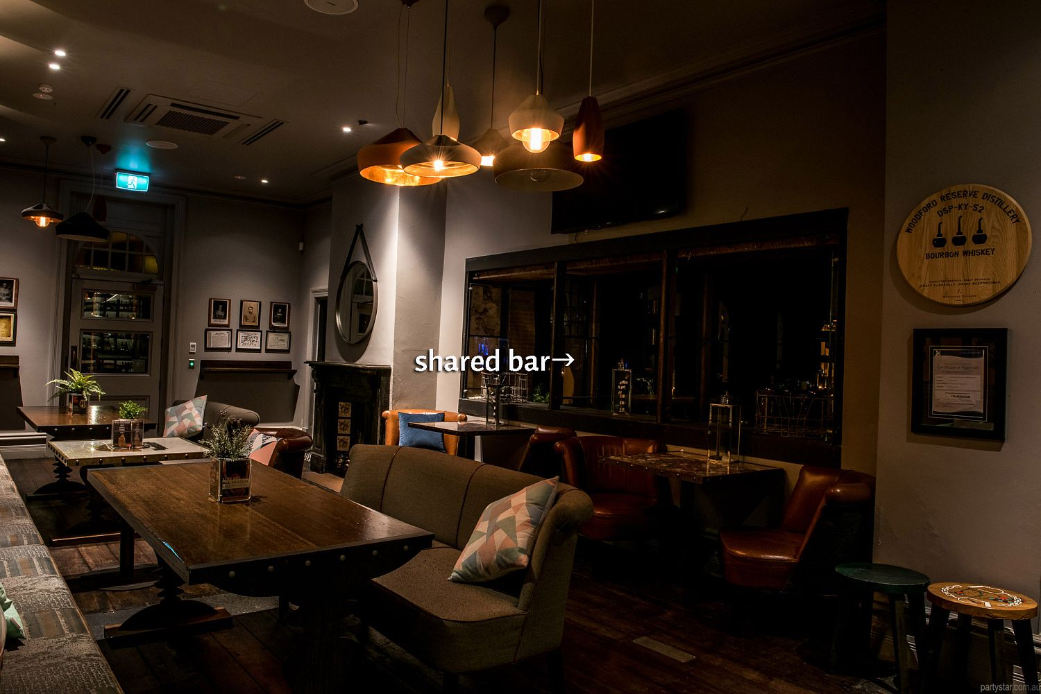 Ball and Chain, Fremantle, WA. Function Room hire photo #4