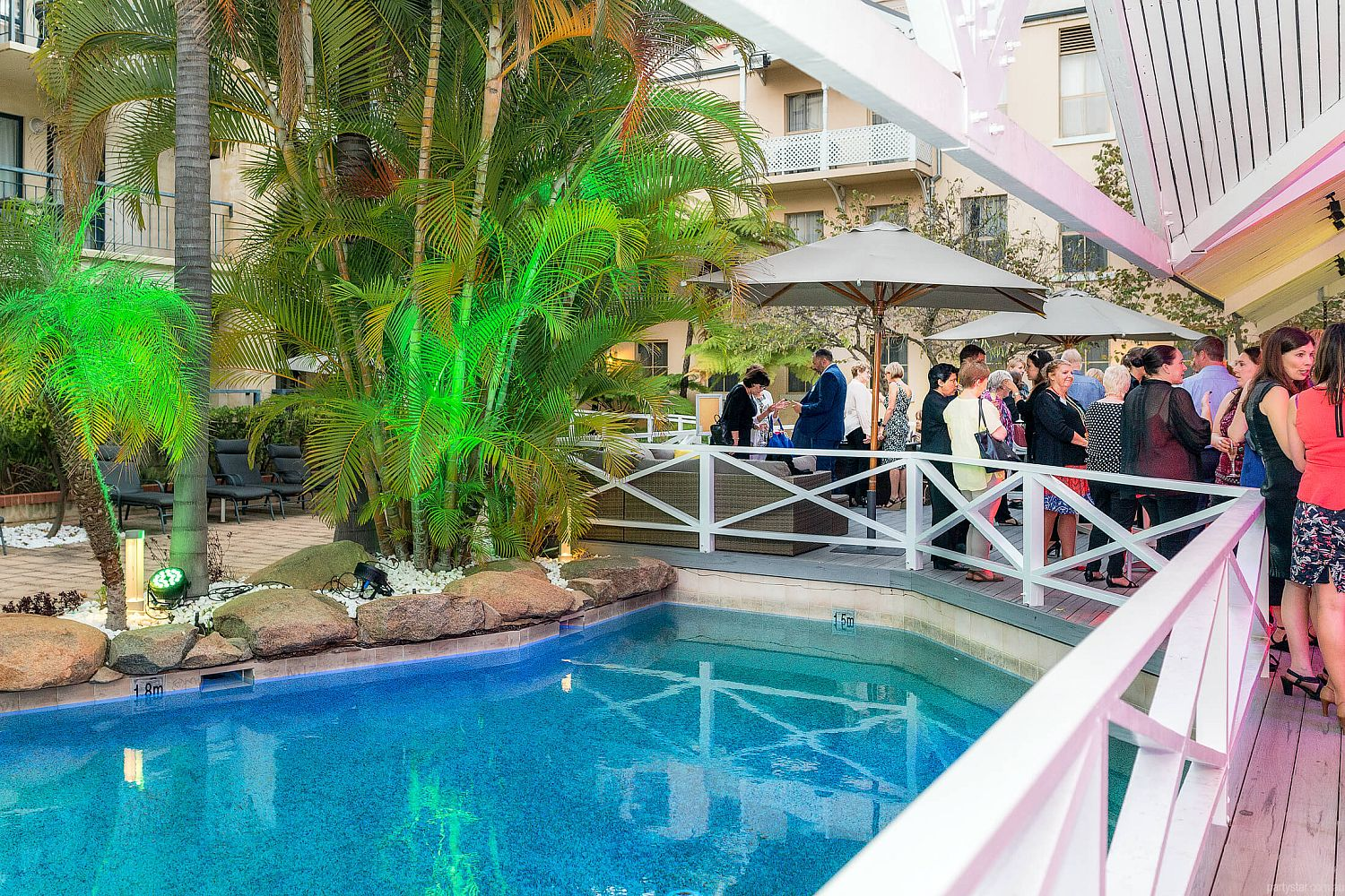The Poolside Bar, Fremantle, WA. Function Room hire photo #2