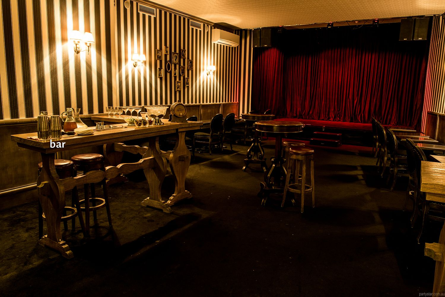 The Laneway Lounge, Perth, WA. Function Room hire photo #2