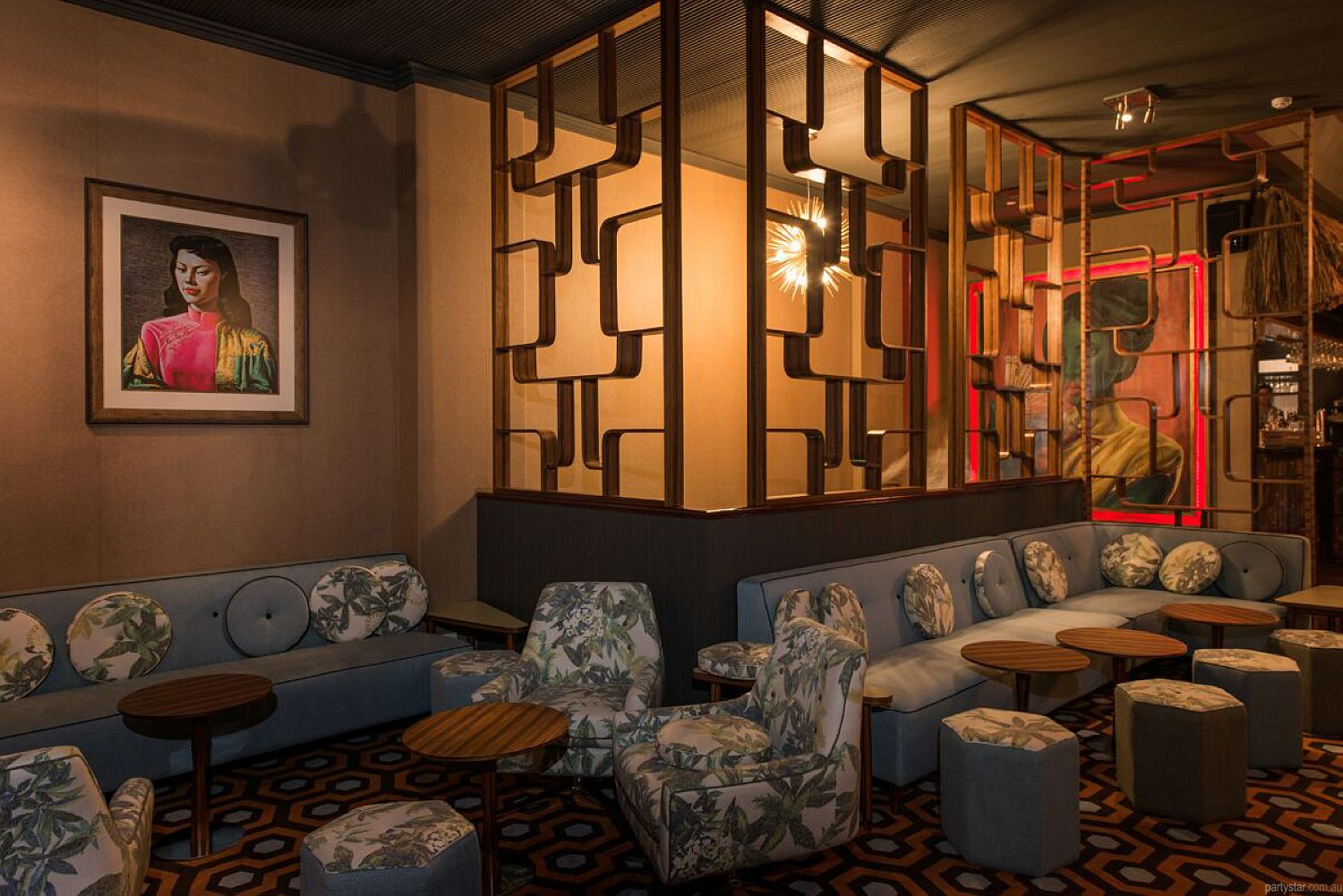 Tiki as FK, Northbridge, WA. Function Room hire photo #3