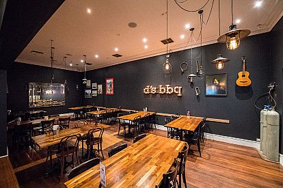 Function venue Deen Street BBQ