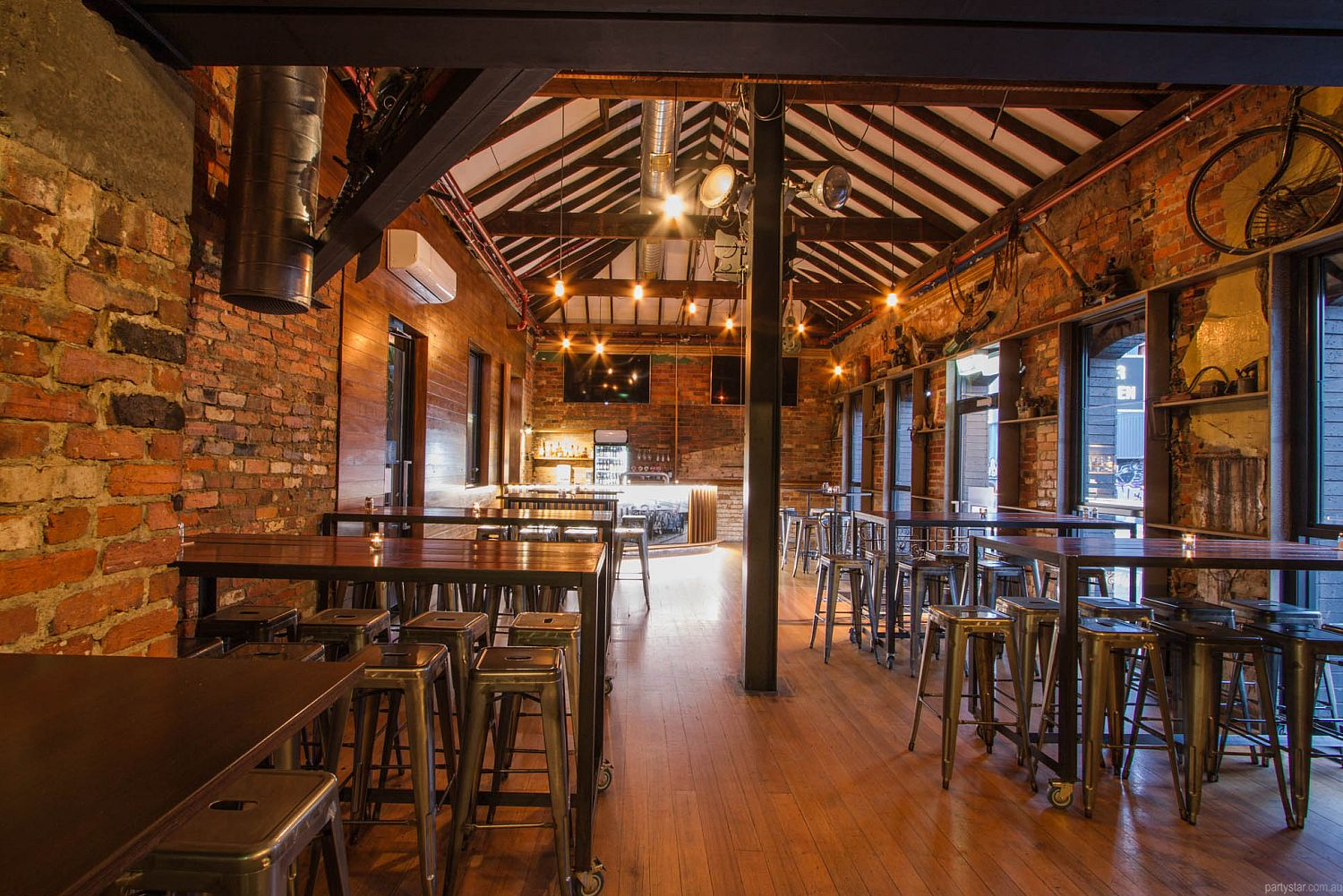 Birmingham Hotel, Fitzroy, VIC. Function Room hire photo #2
