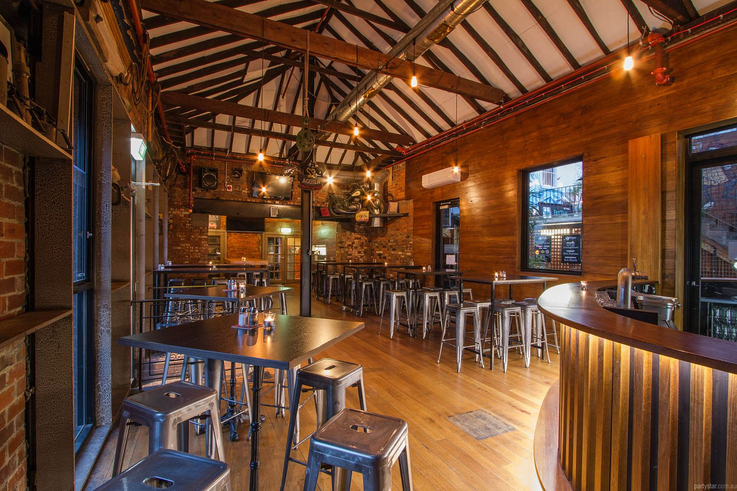 Birmingham Hotel, Fitzroy, VIC. Function Room hire photo #5