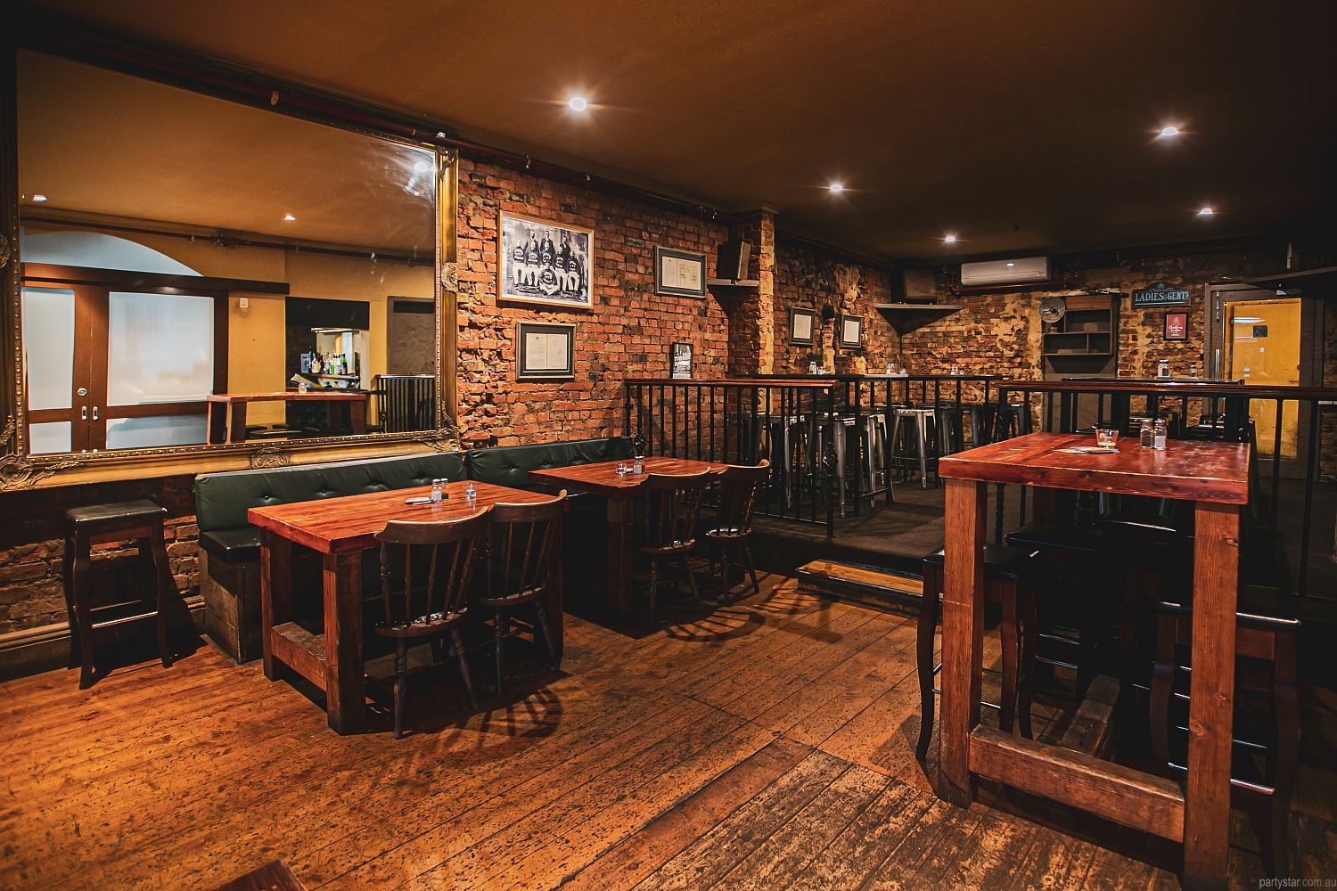 Birmingham Hotel, Fitzroy, VIC. Function Room hire photo #3