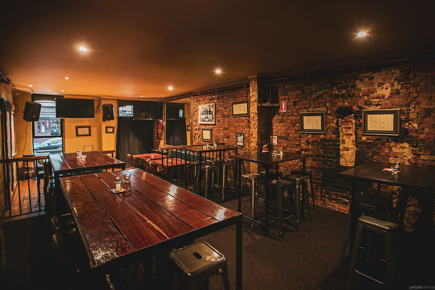 Birmingham Hotel, Fitzroy, VIC. Function Room hire photo #4