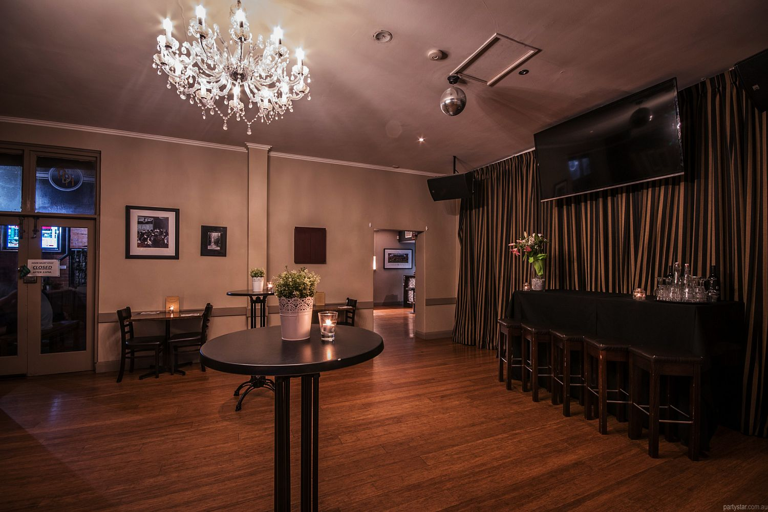 Royal Derby Hotel, Fitzroy, VIC. Function Room hire photo #2