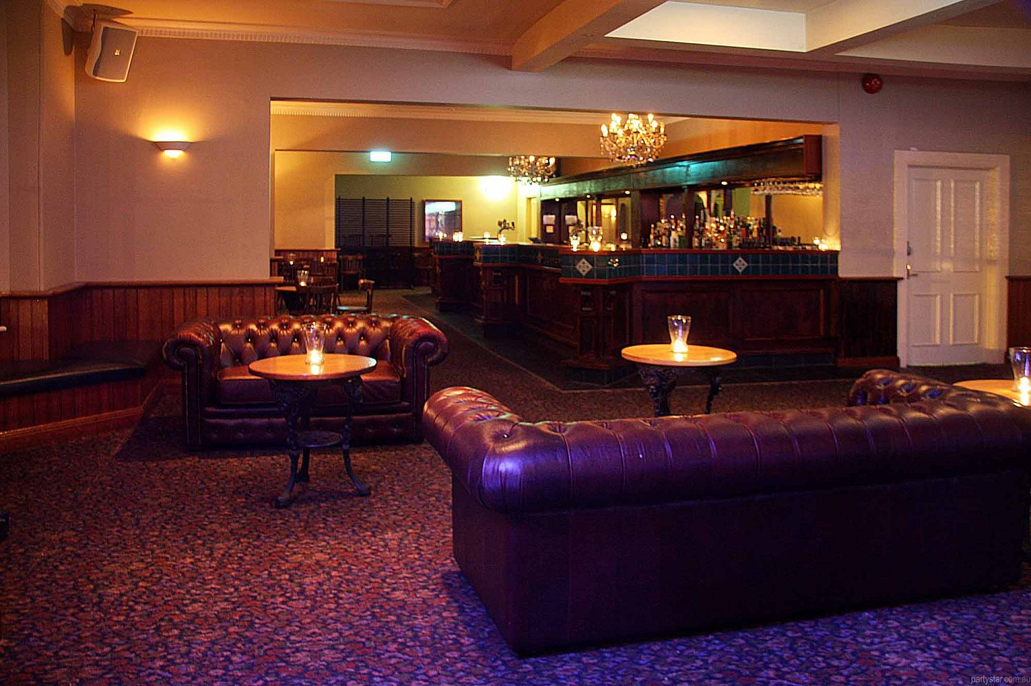 Soho, Hobart, TAS. Function Room hire photo #1